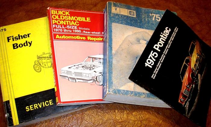 research.unir.net Motors Service & Repair Manuals 1975 Pontiac ...