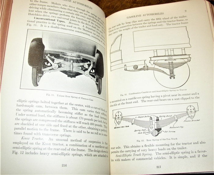 1925 1926 1923 1924 Automobile Engineering Packard Chevy