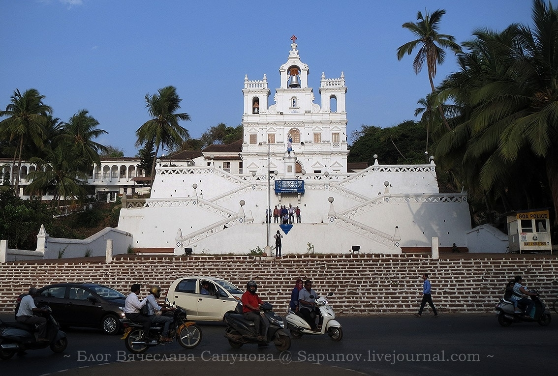 panaji_church