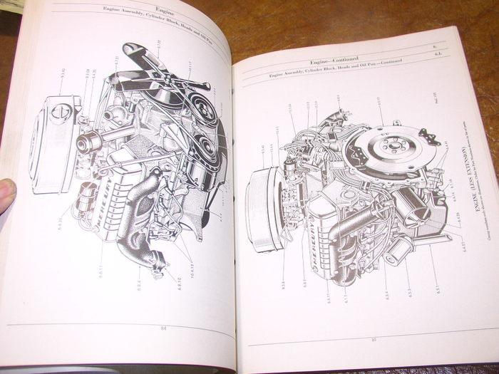 1956 56 mercury chassis  u0026 body parts catalogs monterey