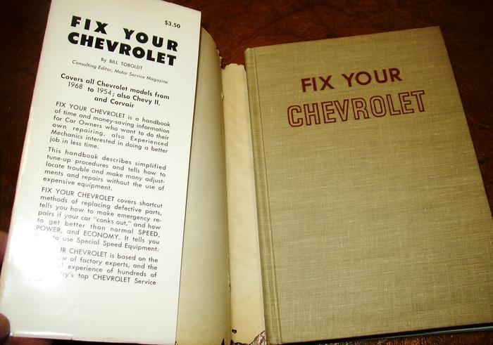 1967 Chevrolet Service Manual 6 Vol  U0026 Parts Cd 396