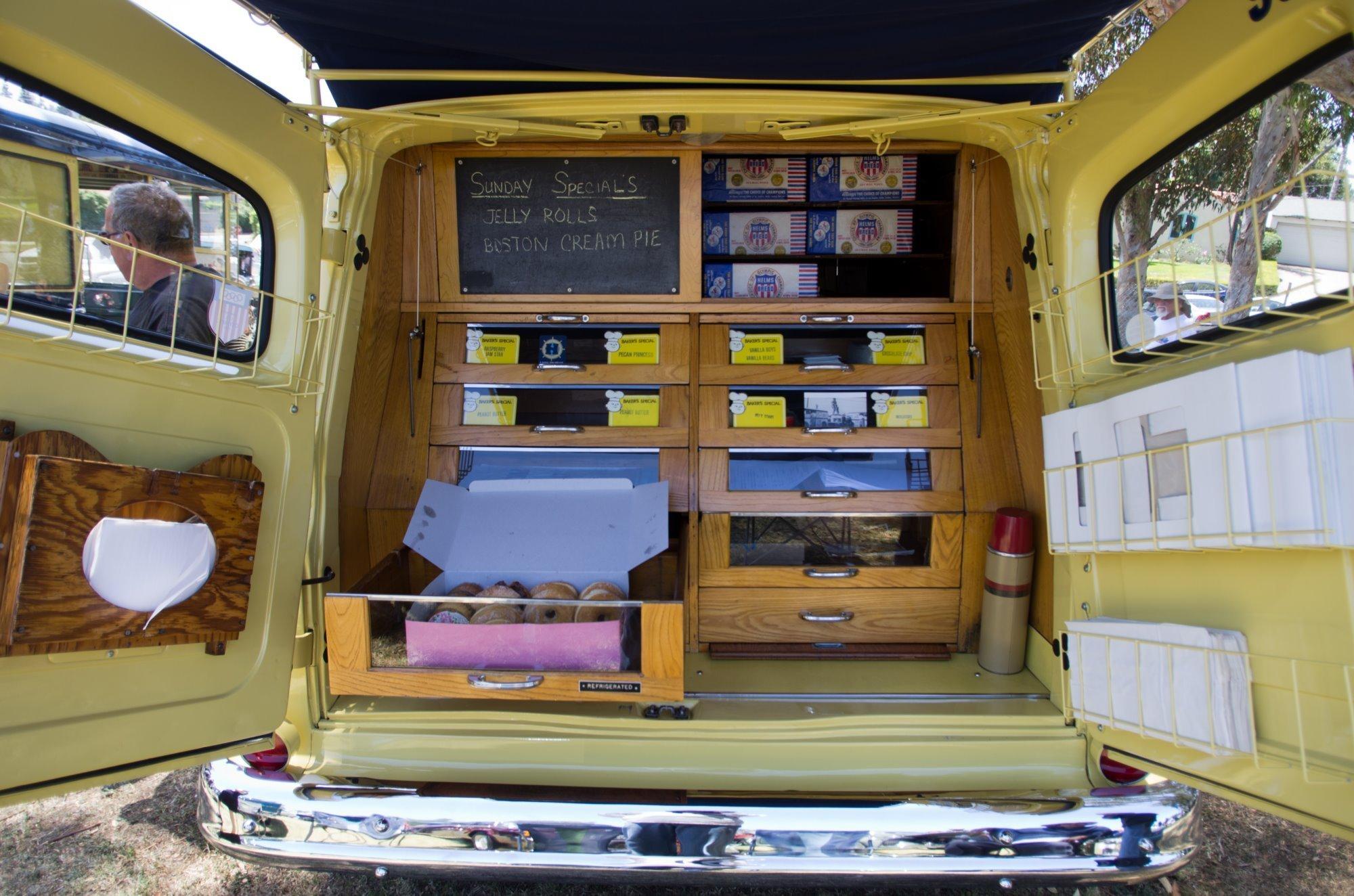 Helms Bakery Truck >> Car Show at the Muck - PentaxForums.com