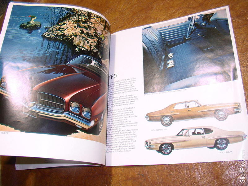 1971 Pontiac Service Manual 455 Gto Firebird Lemans Sc T37 Catalina Bonneville
