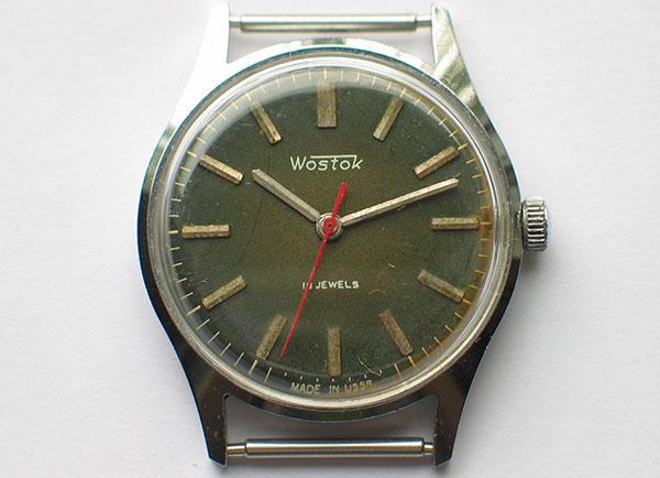 wostok vostok wostok ?????? 100 percent of the original dial 35n