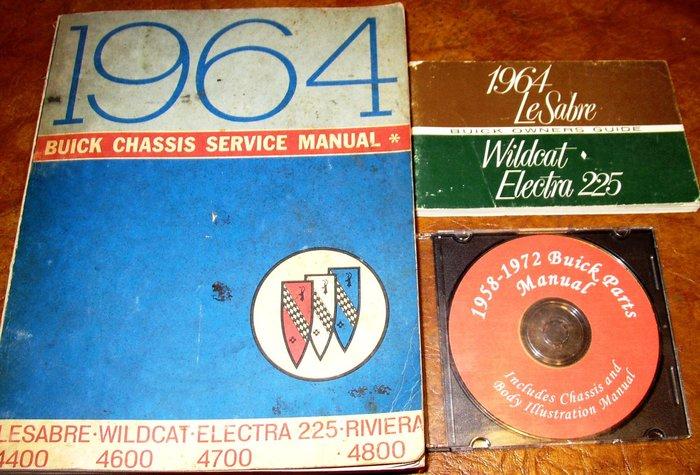 1964 buick triple bin apr 5th cover 1