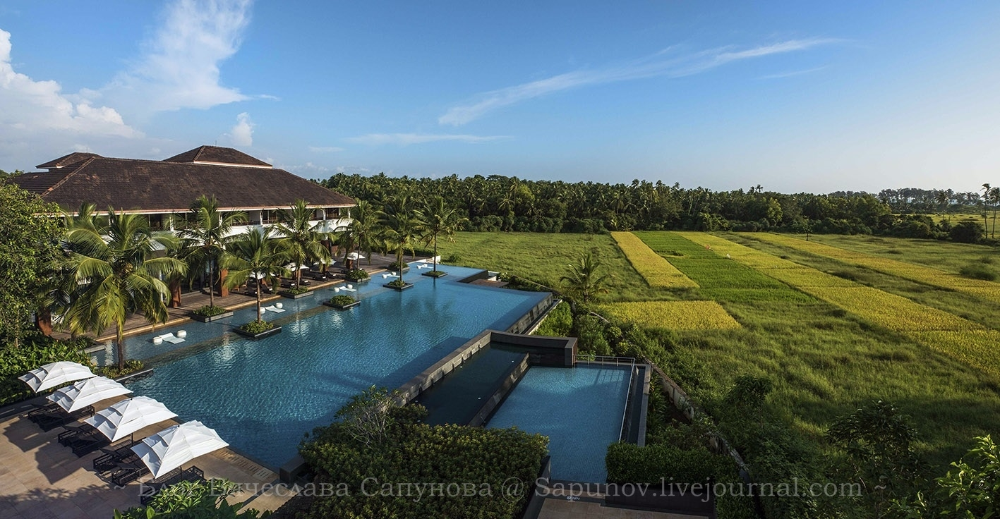 Alila Diwa Goa - Exterior - Panorama