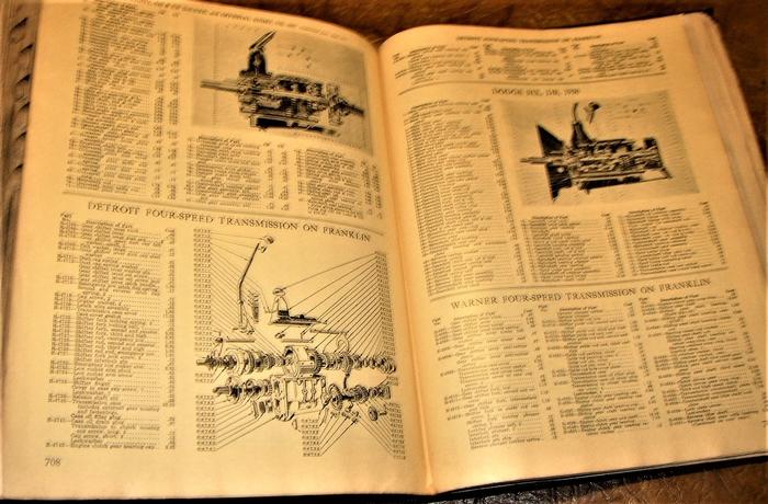 1931 1932 1933 1934 1935 Reo Interchange Manual