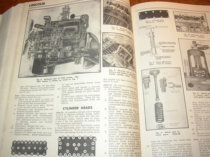 49 1950 1951 1952 1953 1954 Interchange Manual Packard