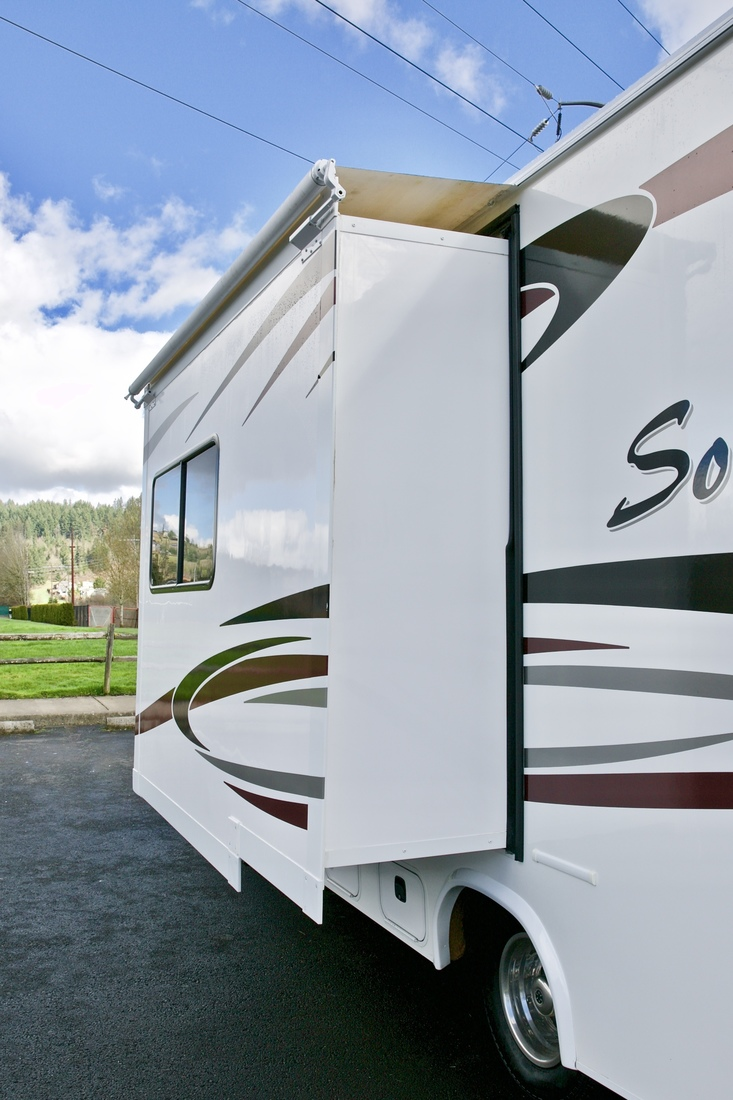 Original Used 2013 Forest River Solera 24R For Sale By Winnebago Motor Homes
